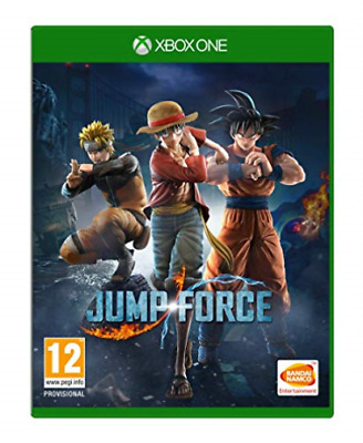 XBOX ONE-Jump Force GAME NUOVO