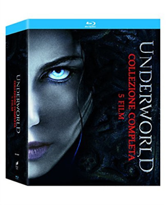Beckinsale,James,Sheen,Mitr...-Underworld Collection (5 Blu-Ray) BLU-RAY NUOVO