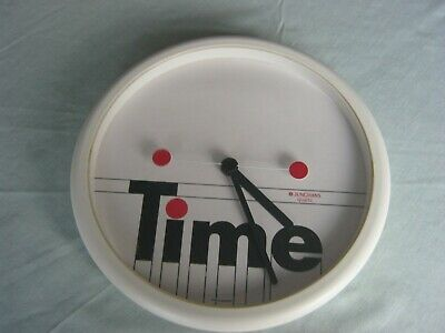 Junghans wall clock. Rare 1986 Limited Edition Jubilee Clock. I1861-1986).