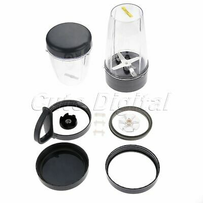 14X Replace Parts Set Cups & Cup Lip Ring For 600W-900W High-Speed Blender/Mixer