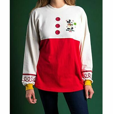 Disney Mickey's Very Merry Christmas Party Spirit Jersey Size XL New With Tags