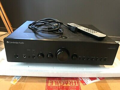 Cambridge AZUR 650A Integrated Amplifier