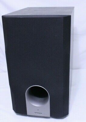 Onkyo Powered Subwoofer Model No. SKW-540, 140 Watts TESTED