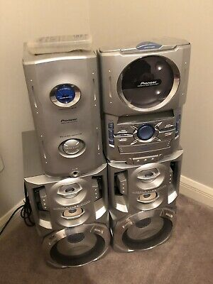 Pioneer Stereo System CD