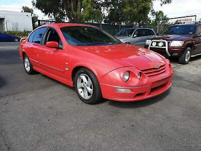 2002 Ford Falcon Xr6 Tickford Series 3 Automatic