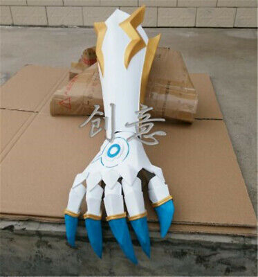 Anime Twin Star Exorcists Arm Props Cosplay Halloween Weapon Equipment Props