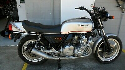 HONDA CBX1000 twin shock 6 cylinder low miles