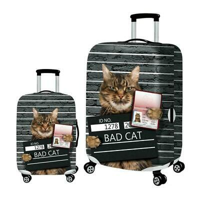 """Protector Cover Case For 19-32"""" Luggage Suitcase Elastic Printed Stretch K1M4"""