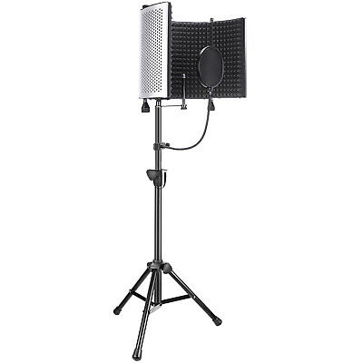 Neewer Pro Microphone Studio Recording Accessories Include Wind Screen Stand
