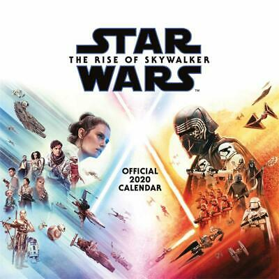 Star Wars The Rise of Skywalker Movie Art Poster 12x12 - 32x32""