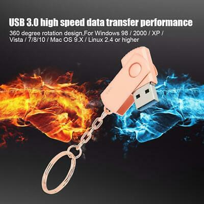 32GB 64GB 128GB 256GB Mini USB Flash Memory Stick Pen Drive Storage Thumb U Disk