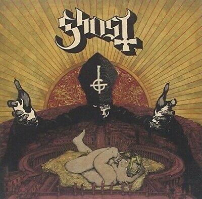 Ghost - Infestissumam CD NEW