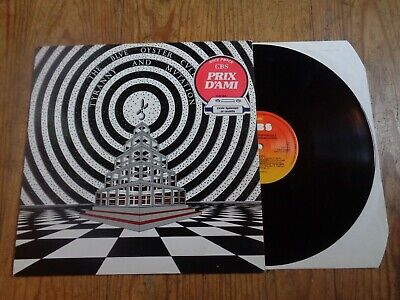 Lp - rock, hard rock - the blue oyster cult - tyranny and mutation - 1973