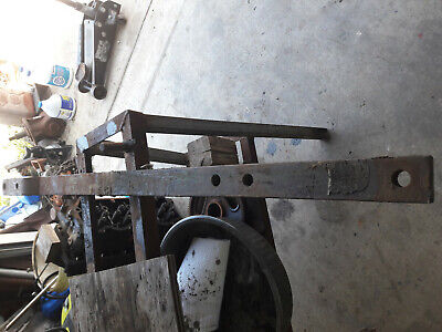 JOHN DEERE 60 Tractor Draw Bar and Pin