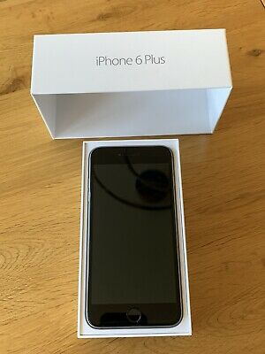 Apple iPhone 6 Plus 64GB (Unlocked) Smartphone - Space Grey