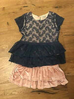 Girls Party Outfit Next, Reserved Size 4-5