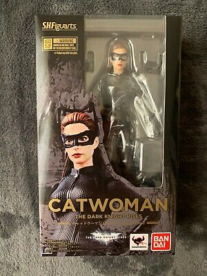 SH Figuarts The Dark Knight Rises Catwoman Original Japan Release