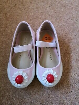 Katy Perry Girls Shoes Infant Size 4 1/2