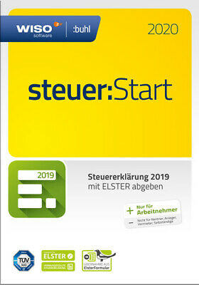 WISO steuer:Start 2020 (für Steuerjahr 2019), Download, Windows