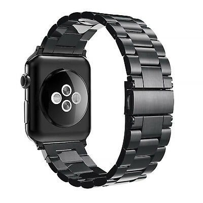 For iWatch Apple Watch Series 5/4 40mm 44mm Stainless Steel Band Strap Bracelet
