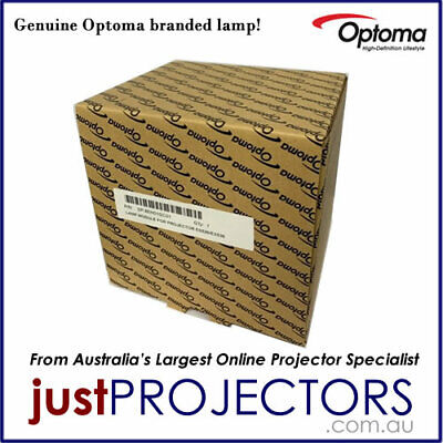 Optoma BL-FU185A / SP.8EH01GC01 Projector Lamp. Genuine Optoma branded lamp.
