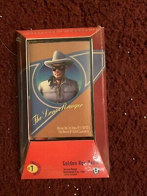Listeners Choice Lone Ranger Radio Show Cassette Relive the 1st show