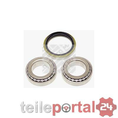 Wheel Bearing Kit Ford Courier Box Rear Axle
