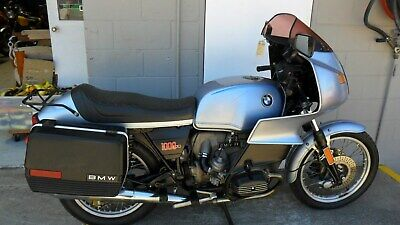 BMW R100RS ( RS77) first model RS matching numbers