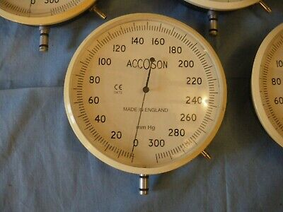1 Accoson Sphygmomanometer Blood Pressure Gauges wall mounted