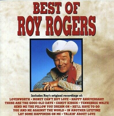 Roy Rogers - Best Of Roy Rogers CD NEW