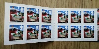 Royal Mail - Christmas 2010 Wallace andGromit 12 x 1st Class Stamps - Mint