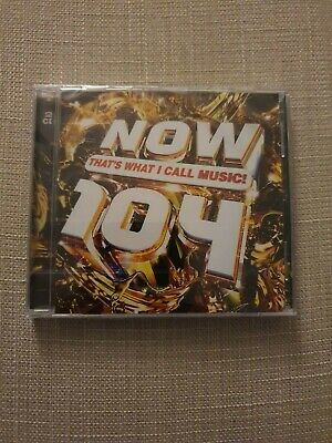 Now Thats What I Call Music: 104 (CD) 2019