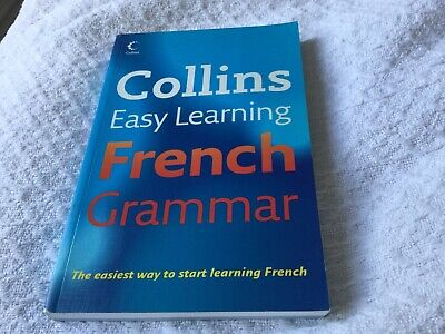 Book Academic Collins Easy Learning French Grammar