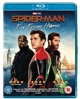 Spider-Man: Far From Home BLU-RAY NUOVO