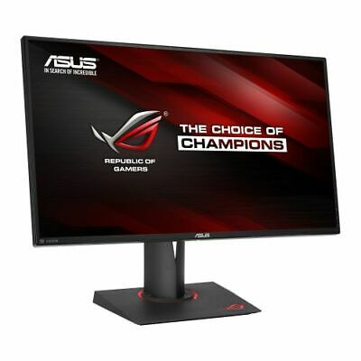 "NEW! Asus 27"" Rog Swift Led 2K Wqhd Gaming Tft PG279Q Ips 2560 X 1440 4Ms Hdmi D"