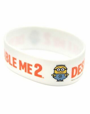 Despicable Me 2 2D Minion Wristband