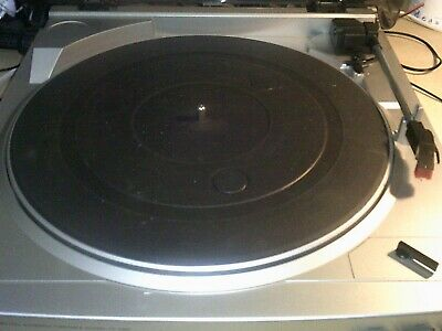 Aiwa PX-E860 Full Automatic Belt Drive Turntable with Brand New Stylus