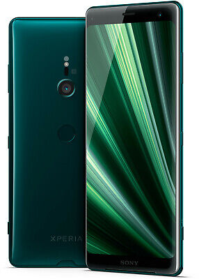 Sony Xperia XZ3 Single Sim Forest Green # AU