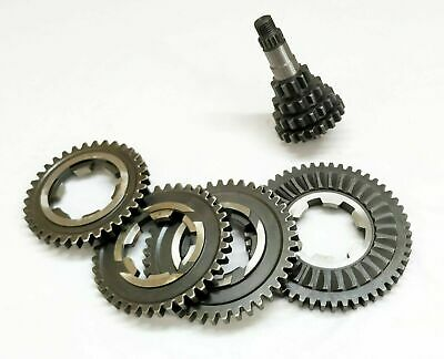 Lambretta Af Rayspeed Close Ratio Gearbox Complete 4 Gears & 1 Cluster. Fits Gp