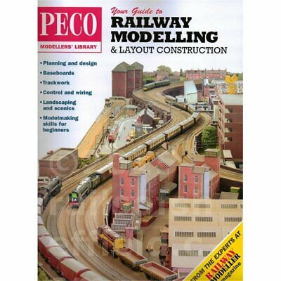 Peco Your Guide To Railway Modelling All Gauges PM-200