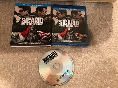 Sicario Day Of The Soldado DVD ( Please Read Description)