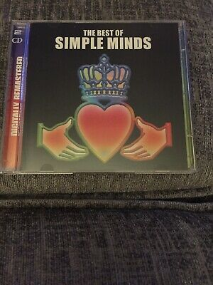 Simple Minds The Best Of CD