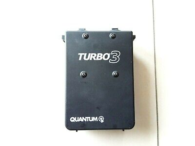 Quantum Turbo 3 Rechargeable Battery Pack
