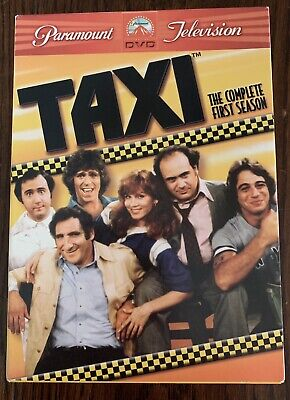 TAXI The Complete First Season DVD box set