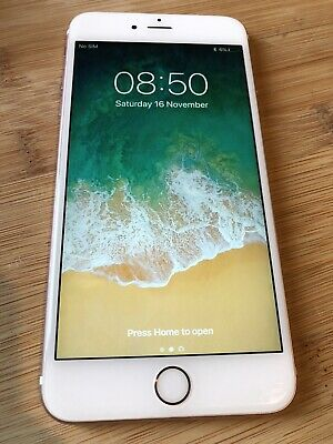 Apple iPhone 6s Plus - 16GB - Rose Gold (Unlocked) Excellent Condition