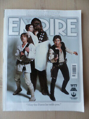Empire magazine - July 2007 - # 217 - Star Wars