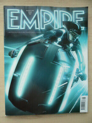 Empire magazine - Aug 2010 - # 254 - Tron Legacy.