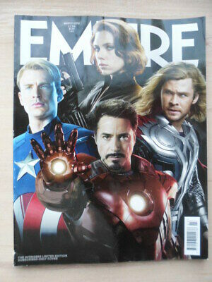 Empire magazine - March 2012 - # 273 - The Avengers