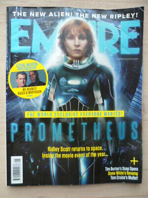 Empire magazine - May 2012 - # 275 - Prometheus