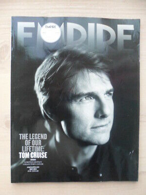 Empire magazine - May 2014 - # 299 - Tom Cruise